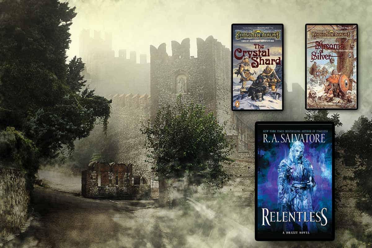 10 Best D&D Novels