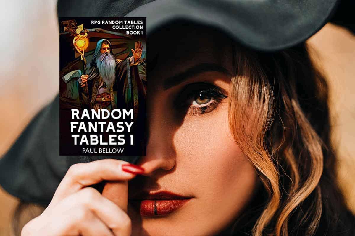 Random Fantasy Tables 1
